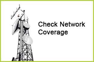 Check Network Coverage