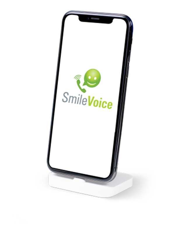 SmileVoice Mobile App